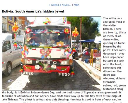 South America's hidden jewel was never hidden to Aracari…, Aracari Travel
