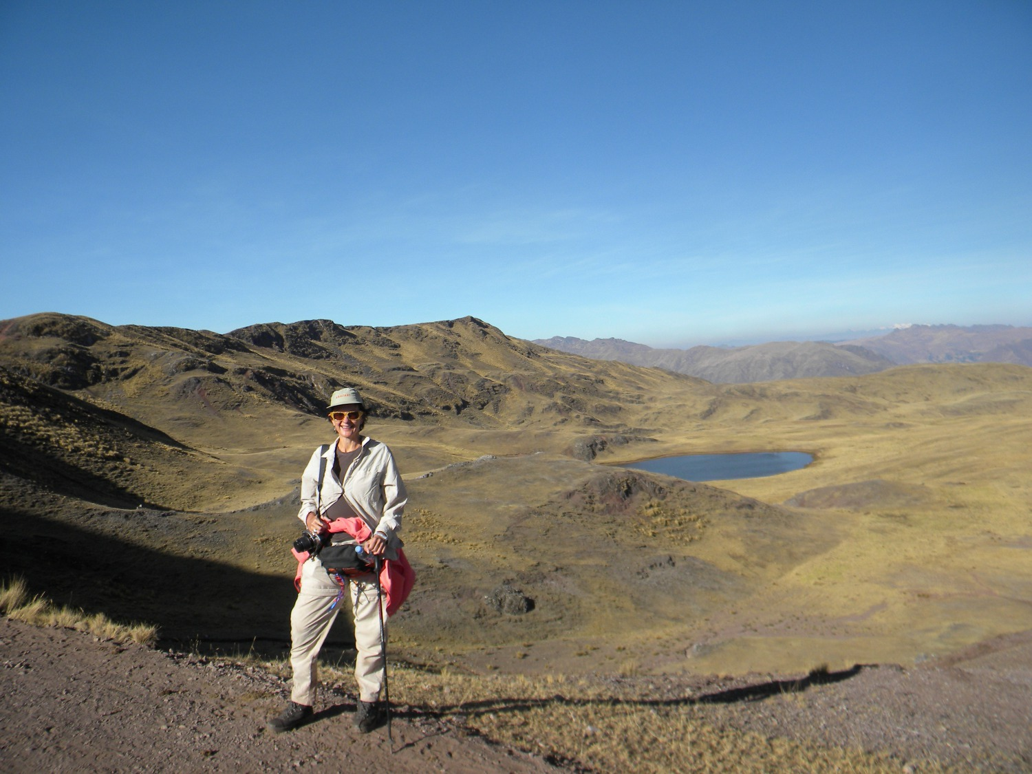 On top of the world: Marisol Mosquera on Travel + Leisure A-List 2010, Aracari Travel