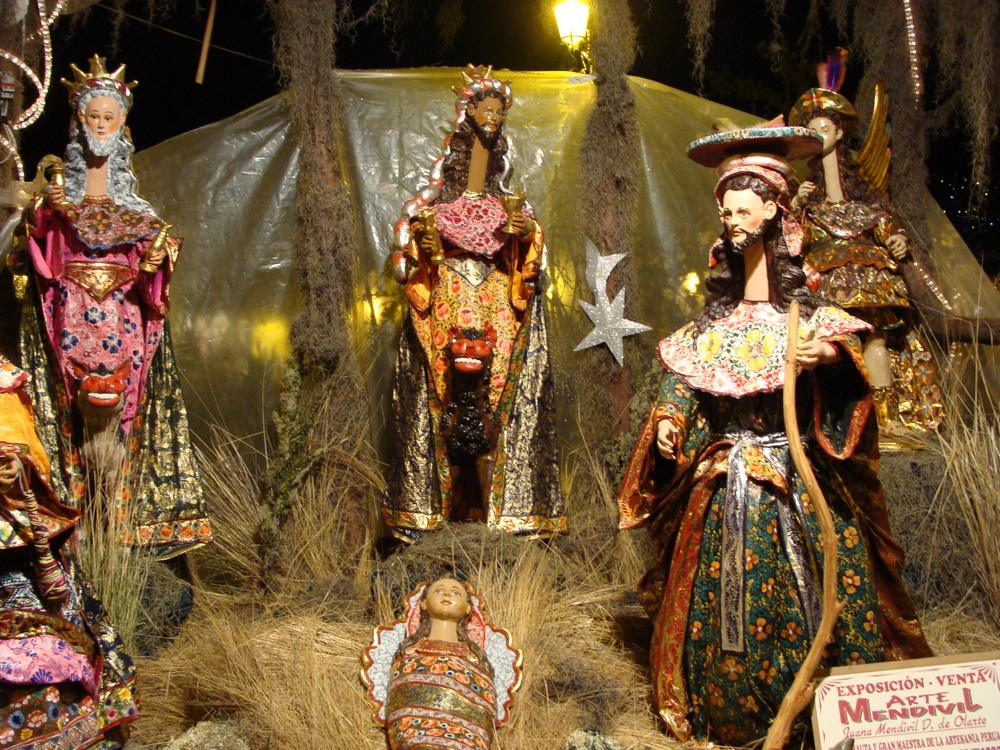 Christmas traditions in Peru