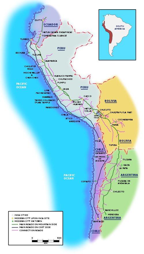 The Inca Wheel and Inca Road Network, Aracari Travel