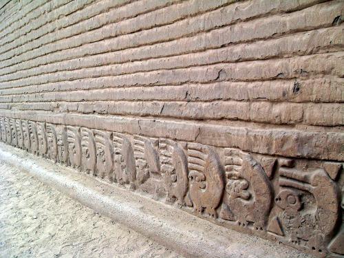The pre-Columbian city of Chan Chan, Aracari Travel