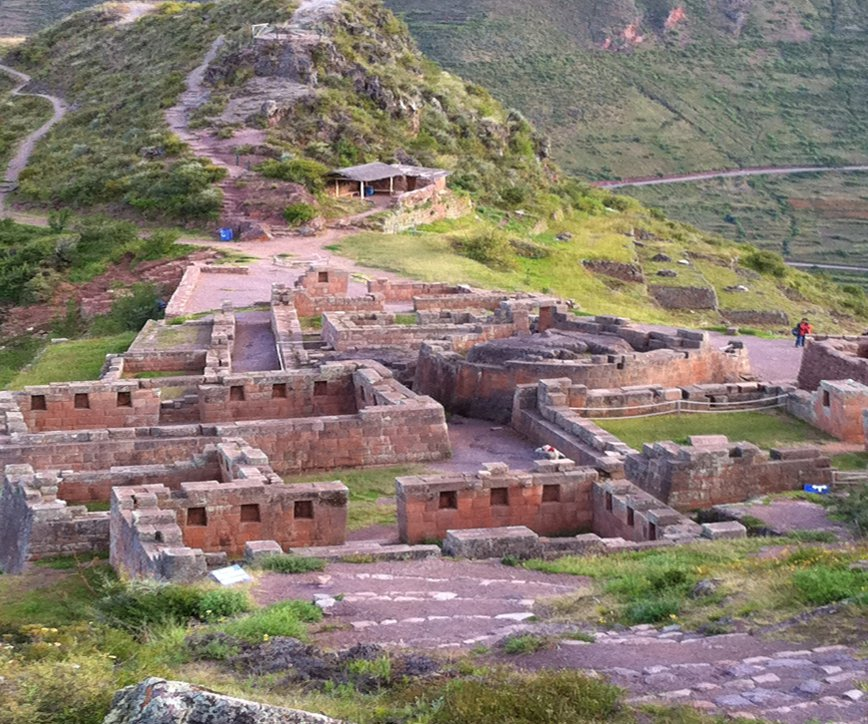 The Inca site of Pisac, Aracari Travel