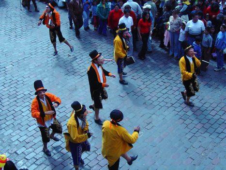 Corpus Christi Festival Cusco, Aracari Travel