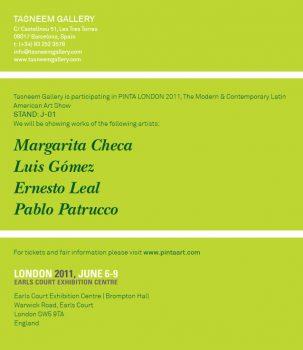 Pinta 2011: Aracari at Contemporary Latin American Art Show in London, Aracari Travel