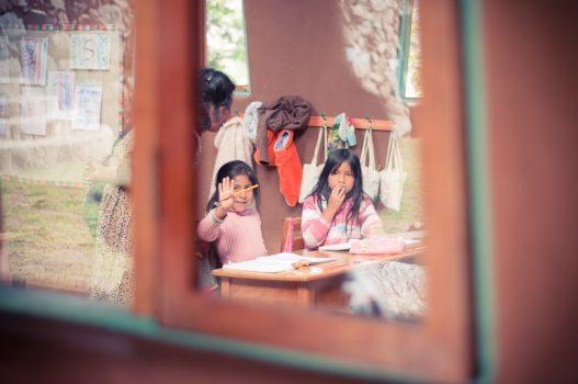 Visit to Kusi Kawsay School in Peru's Sacred Valley, Aracari Travel