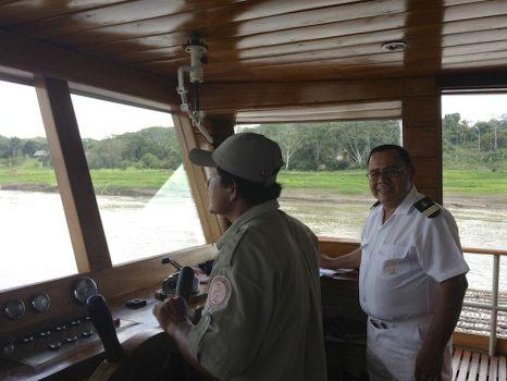 4 days / 3 nights on the Delfin I Luxury Amazon River Cruise, Aracari Travel