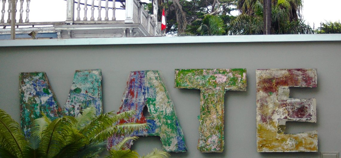 Visiting the Mario Testino Association in Barranco, Lima, Aracari Travel