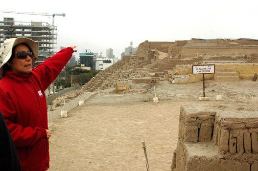 Huaca Pucllana in the Heart of Lima, Aracari Travel