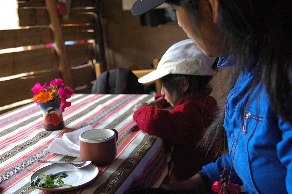 Tierra de los Yachaqs: Weavers of Amaru, Aracari Travel
