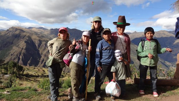 Colegio Sol y Luna, Supporting Education in the Sacred Valley, Aracari Travel