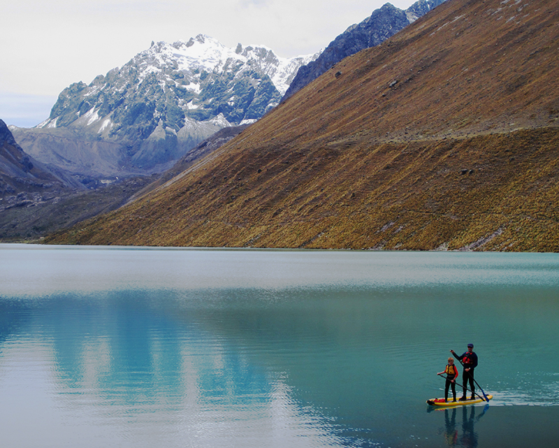 Stand Up Paddle Cusco