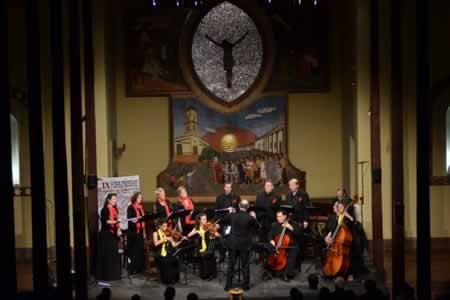 Bolivia Prepares for 10th International Baroque Music Festival