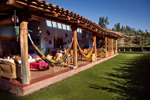 Colourful Cuesta Serena Hotel in the Cordillera Blanca, Aracari Travel