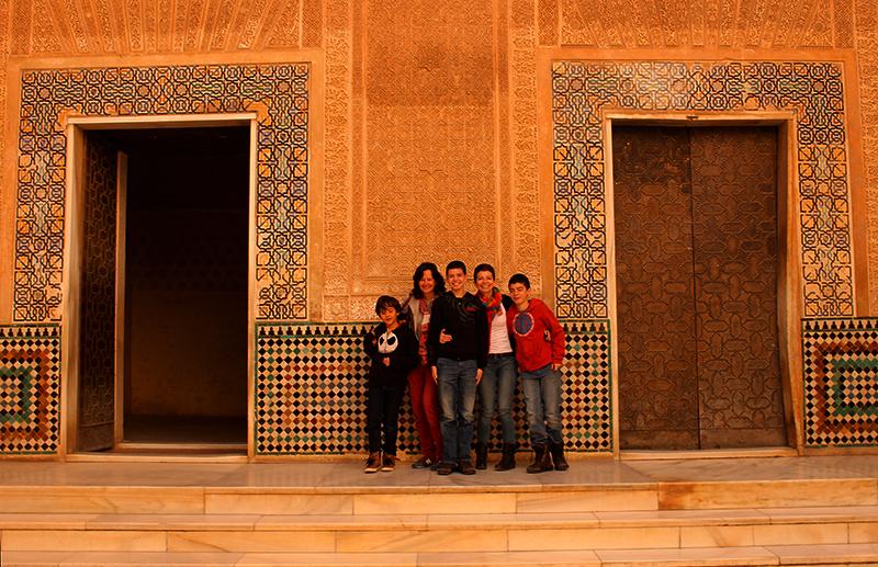 A Family Weekend in Granada, Spain