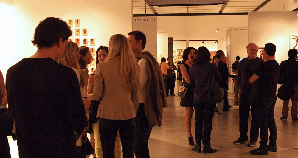 PARC Art Fair in Lima's Museum of Contemporary Art, Aracari Travel