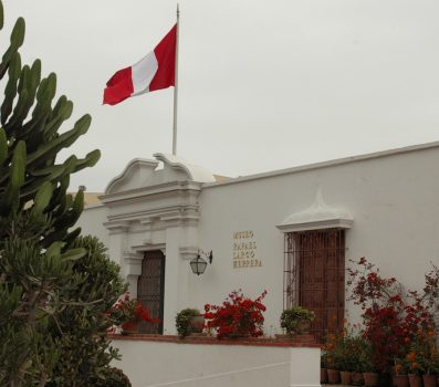 Lima City Tour with Art & History Specialist John Alfredo Benavides, Aracari Travel
