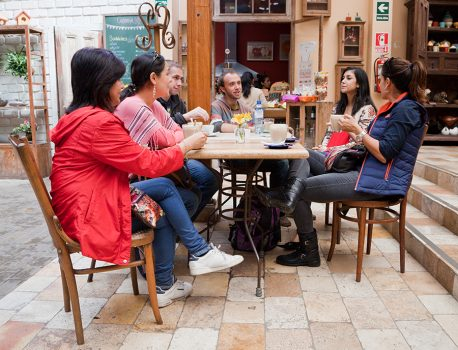 Lima Cooking Class: Lima With Zest with Top Chef Penelope, Aracari Travel