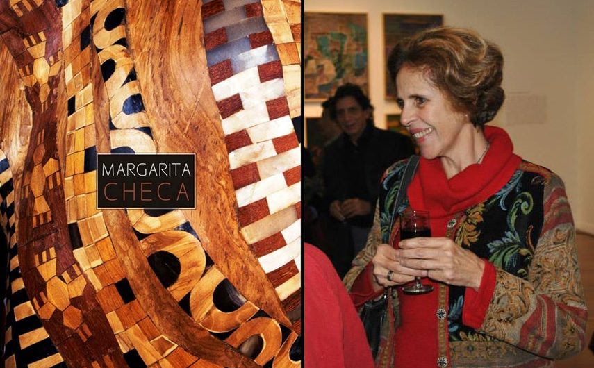 Artist Margarita Checa Publishes First Anthology, Aracari Travel