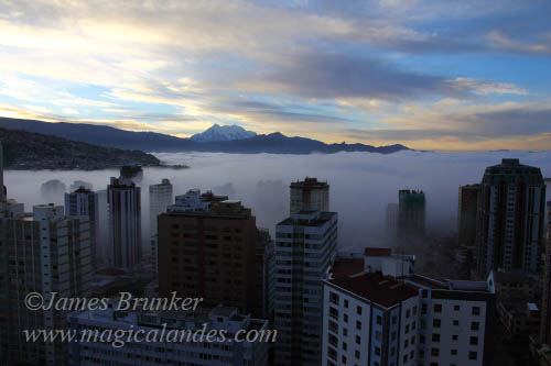 Our Man in La Paz: James Brunker, Aracari Travel