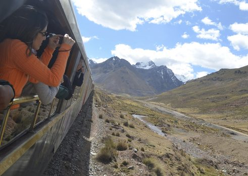Train from Lima to Huancayo Through the Heart of the Andes, Aracari Travel