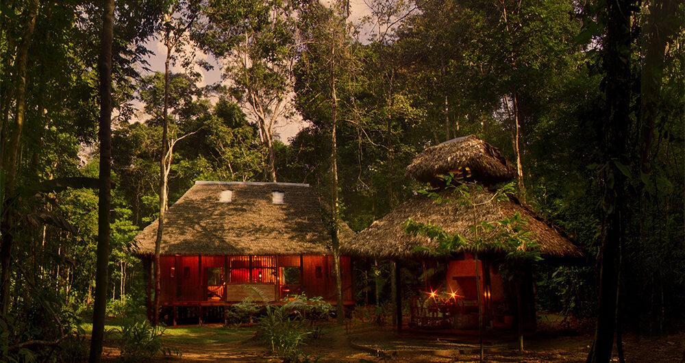Amazon Villa: A Private Bungalow in the Amazon Rainforest, Aracari Travel
