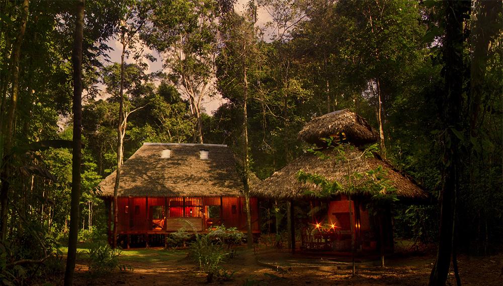 Amazon Villa: A Private Bungalow in the Amazon Rainforest