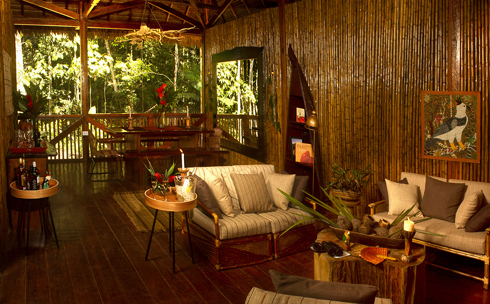 Amazon Villa, Tambopata National Reserve