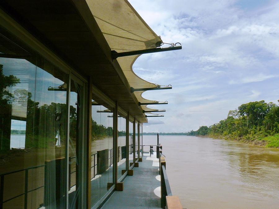 Aria Luxury Amazon Cruise: a Peruvian Jungle Adventure
