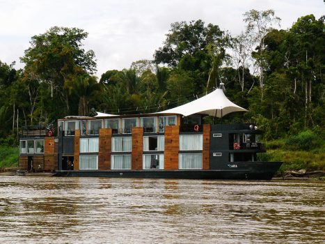 Aria Luxury Amazon Cruise: a Peruvian Jungle Adventure, Aracari Travel