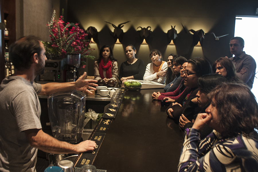 Malabar Restaurant with Chef Pedro Miguel Schiaffino, Aracari Travel