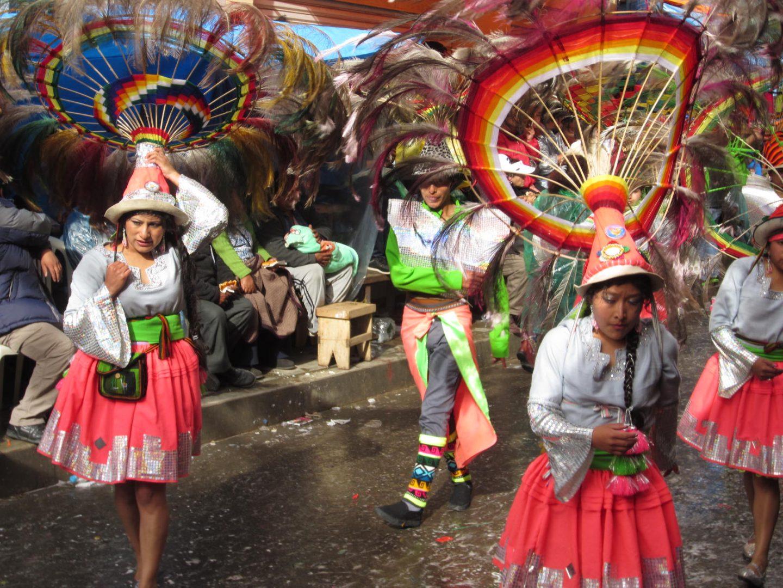 bac287840f Color and Costumes at Oruro Carnival Bolivia – Aracari Travel