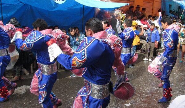Color and Costumes at Oruro Carnival Bolivia, Aracari Travel