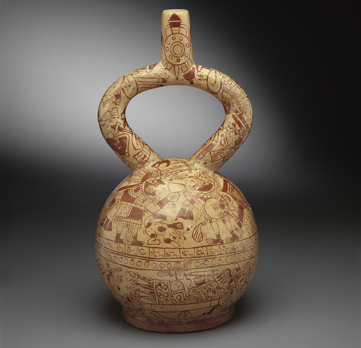 Moche Art in Barcelona: Gold, Myths and Rituals of Ancient Peru, Aracari Travel
