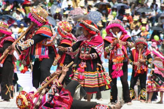 Candelaria Festival in Puno Pays Homage to the Virgin of Candlemas, Aracari Travel