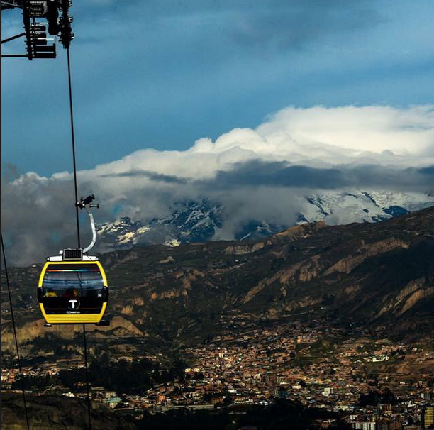 The View from Above: Riding the Cable Cars in La Paz, Bolivia, Aracari Travel