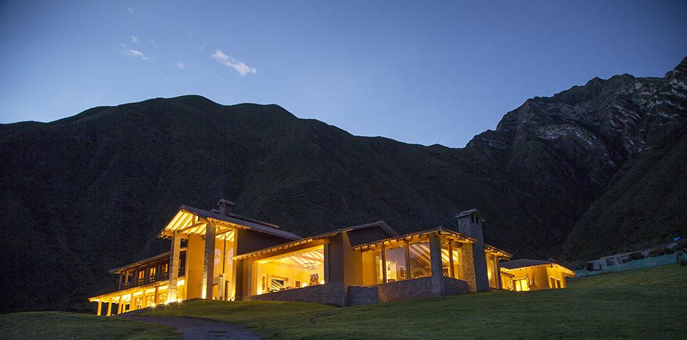 Inkaterra's Newest Hotel in the Sacred Valley: Hacienda Urubamba, Aracari Travel
