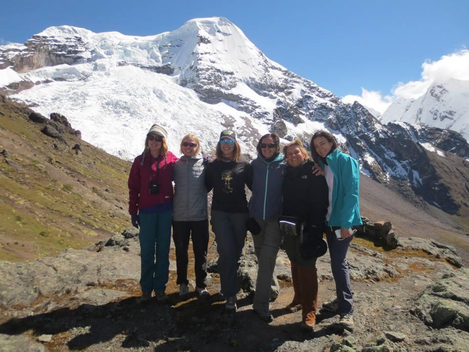 The Apu's Trail: Ausangate Lodge Trek
