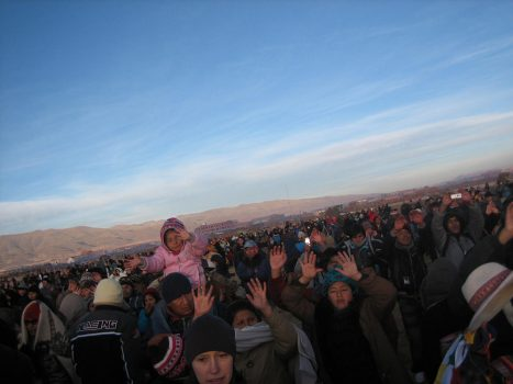 Aymara New Year: Watching the Sun Rise Over Tiwanaku, Bolivia, Aracari Travel