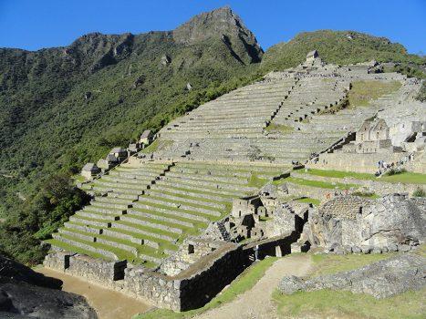 avoid the crowds at Machu Pichcu