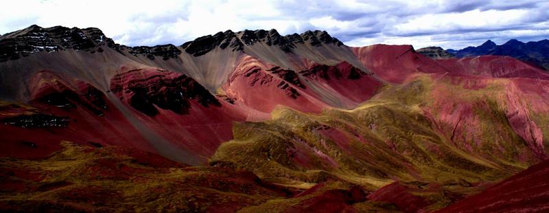 alternative treks to the inca trail