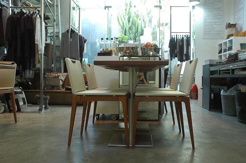 "Concept Store ""Cajamarca 219"" in Barranco"
