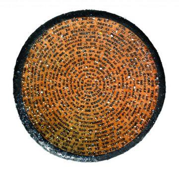 Ceramicist Carlos Runcie Tanaka in Galería Enlace, Aracari Travel