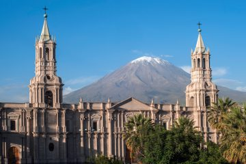 Arequipa city