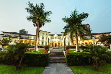 Hotel Country Club - Front