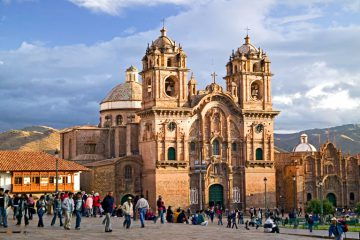 Cusco city centre