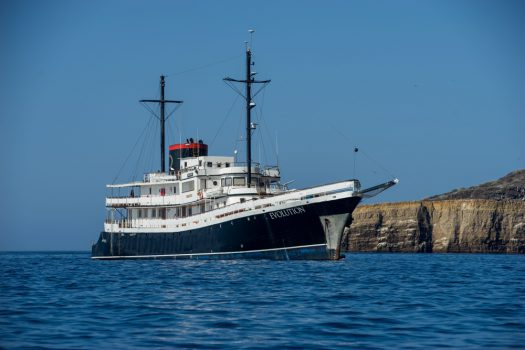 evolution luxury galapagos cruise