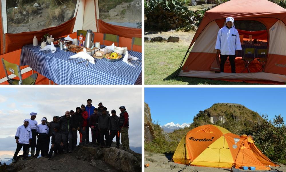 Peru Luxury Trekking