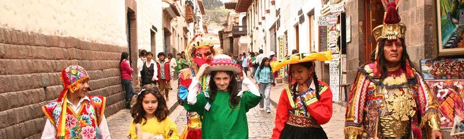 Peru Family Tour
