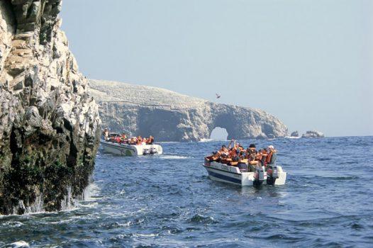 Ballesta Islands Paracas