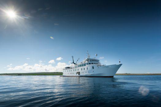 barco La Pinta Galapagos